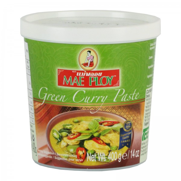 Mae Ploy Curry paste Green