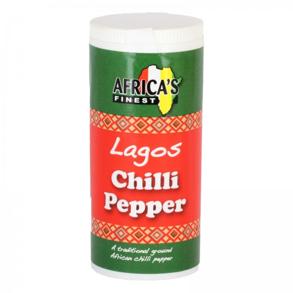 Lagos Chilli Pepper