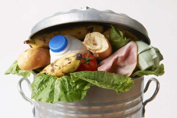 Food-waste-trasher