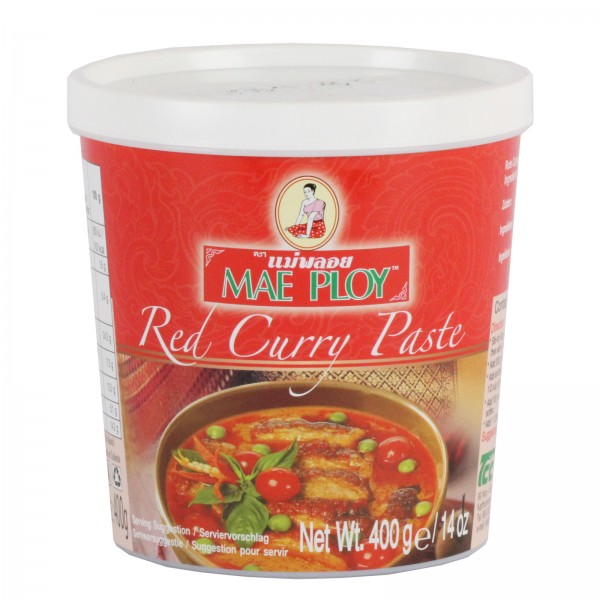Mae Ploy Curry paste red